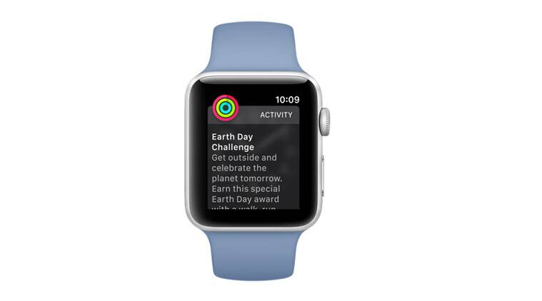Apple Watch, Apple Watch Earth Day Challenge, What is Earth Day, When is Earth Day, Apple Watch achievements, Apple Watch price, technology, technology news