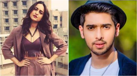 Sonakshi Sinha-Armaan Malik Twitter fight: Sonakshi says not singing at Justin Bieber concert, asks singer to just chill