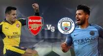 Live FA Cup semi-final: Arsenal vs Manchester City