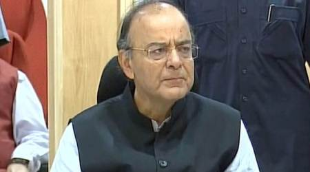 Arun Jaitley holds meeting on bitcoins