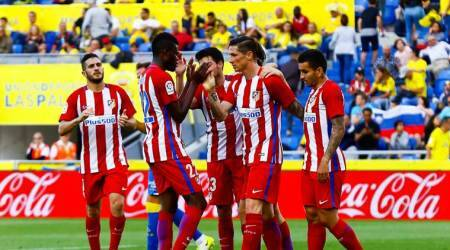 Atletico's injury list rises ahead of derby clash