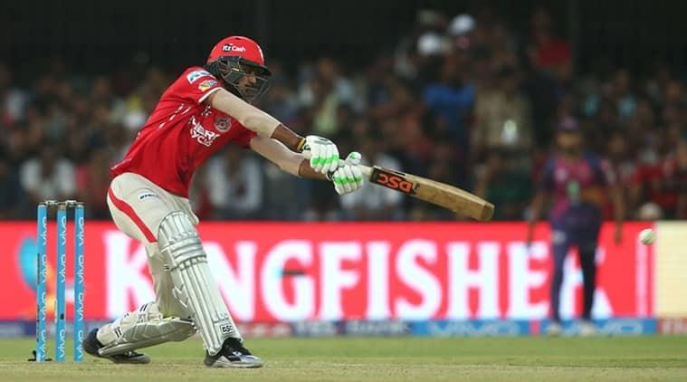 Axar Patel, Axar Patel wickets, Axar Patel batting, Axar Patel interview, Axar Patel bowling, Axar Patel KXIP, KXIP vs RPS, sports news, sports, cricket news, Cricket, Indian Express