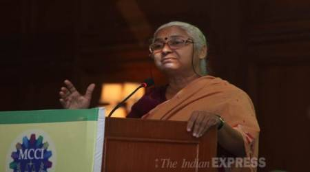 Court issues production warrant against activist Medha Patkar