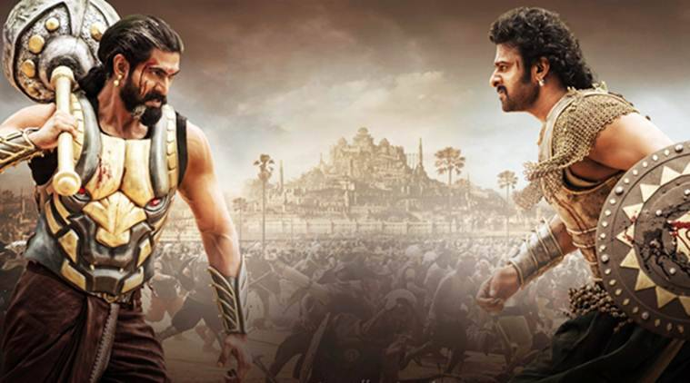 SS Rajamouli, Baahubali, Baahubali 2, Baahubali Rajamouli, Katappa, Baahubali story, Baahubali narrative, Baahubali visual effects, Baahubali review, Indian Express