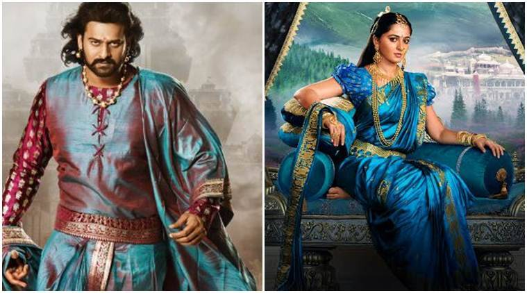 Baahubali: Battle wounds on Prabhas!
