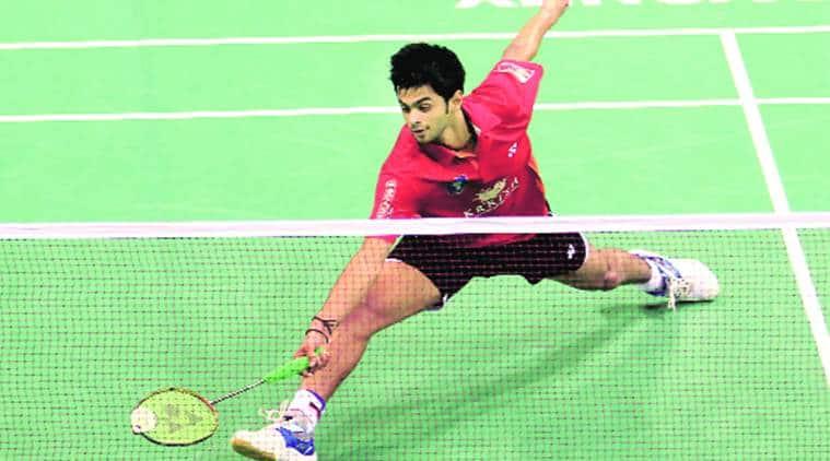 Singapore super series,B Sai Praneeth,Gopichand, Saina Nehwal, P Kashyap, Singapore series Praneeth, Kashypap Singapore series, Badminton news, Indian Express