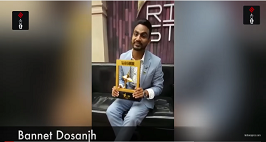 Rising Star Winner Bannet Dosanjh: I Always Wanted To Be As Successful As Diljit Dosanjh