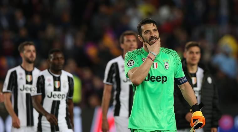 Juventus, Barcelona, Juventus vs Barcelona, Camp Nou, Champions League quarterfinals, Champions League, UEFA Champions League, Paris St Germain, PSG, Buffon, Giorgio Chiellini, Leonardo Bonucci, Juan Cuadrado, Miralem Pjanic, football news, sports news, Indian Express