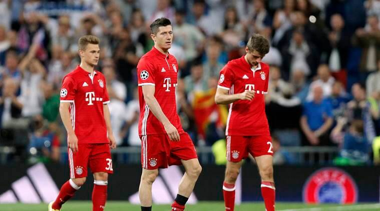 Bayern, Bayern Munich, Real Madrid, Real, Madrid, Bayern vs Real, Champions League, Champions League quarterfinals, UEFA Champions League, football news, sports news, Indian Express