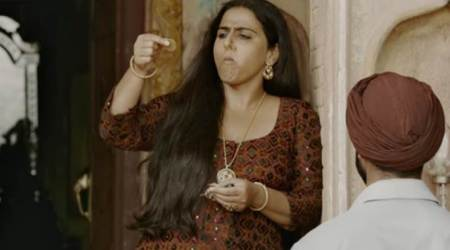 Begum Jaan movie review: Vidya Balan tries to invest some feeling into her role which soon turnsclichéd