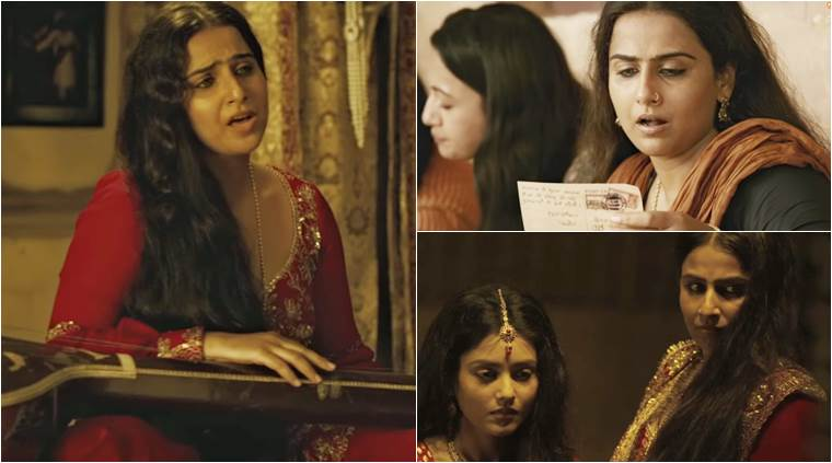 begum jaan song, begum jaan new song, begum jaan O Re Kaharo, O Re Kaharo video, begum jaan song vidya balan, vidya balan madam brothel