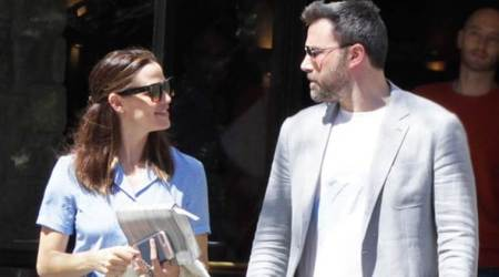 Ben Affleck, Jennifer Garner celebrate Easter together after filing for divorce