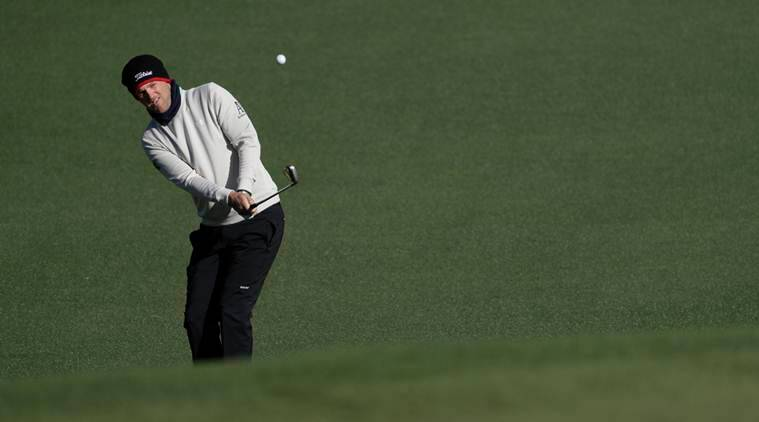 Bernd Wiesberger storms to China lead after bogey-free round