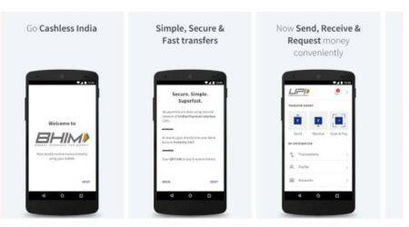 BHIM app, NPCI, Bharat Interface for Money, PM Modi, Aadhaar number, finger print authentication, Aadhaar, BHIM Aadhaar, UPI, Google Play Store, iOS, Technology, Technology news