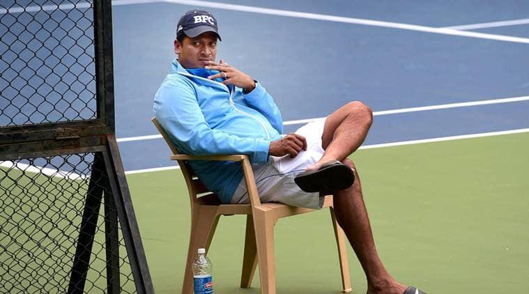 Davis Cup non-playing captain Mahesh Bhupathi