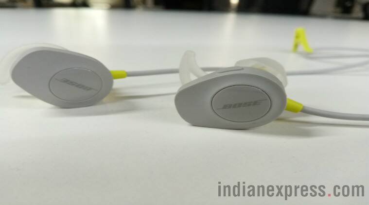 bose headphones sport box. bose soundsport wireless, bose, wireless review, bluetooth headphones sport box