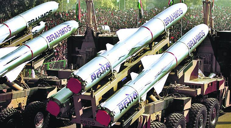 Brahmos was successfully test-fired