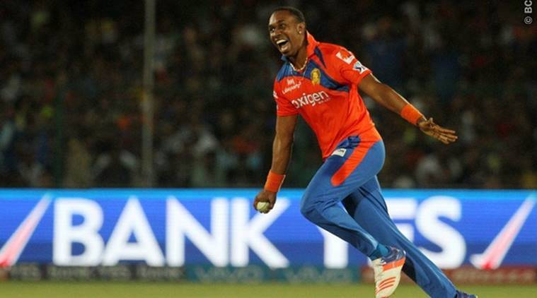 IPL 2017: Dwayne Bravo gives Gujarat Lions hope, uploads video of first practice session since injury, watch video