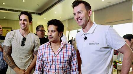 Indian cricket has some good bowling stocks coming through, says BrettLee