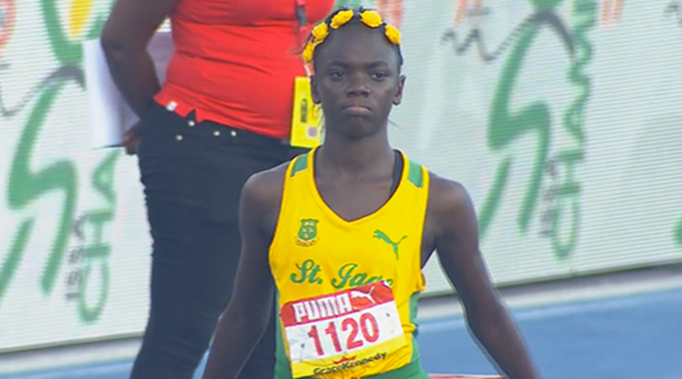 Jamaica finds 12-year old sprinting superstar to rival Usain Bolt
