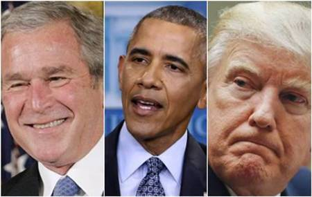 From George Bush to Donald Trump: How US policy towards Syria has evolved