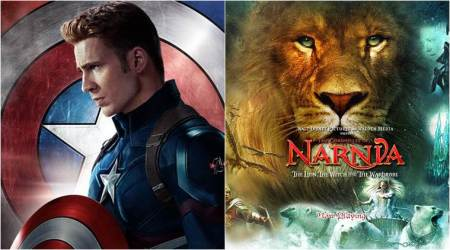 captain america, Chronicles of Narnia, Chronicles of Narnia series,
