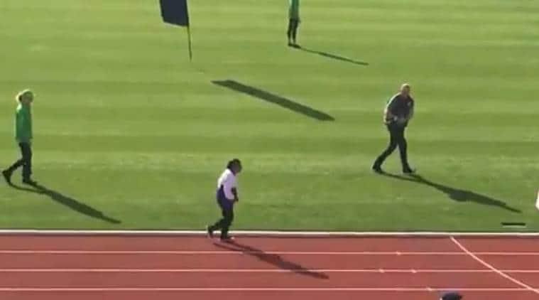 Image result for 101 wins 100 meter dash