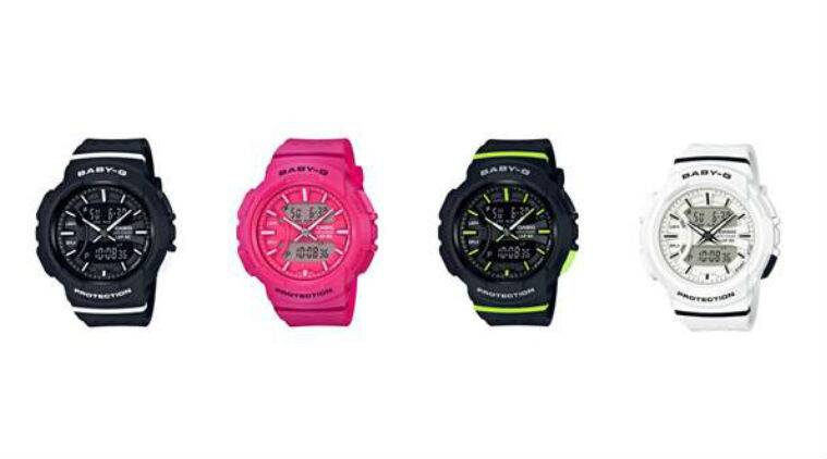 Casio, Casio baby g series, Casio fitness smartwatch, Casio Bga 240 series, Casio Bga 240 features, Casio Bga 240 specifications, Casio Bga 240 price, Casio Bga 240 colours, smartwatches, gadgets, technology, technology news