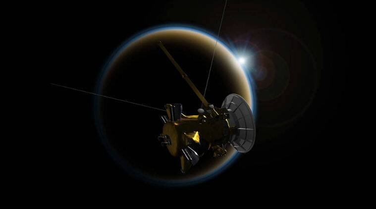 NASA's Cassini completes final flyby of Saturn's moonTitan
