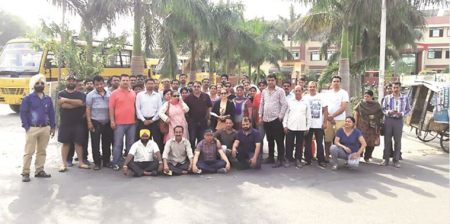 Parents stage protest, allege school flouting court order on feestructure