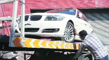 Chandigarh vehicles being used as weapons to commitcrimes