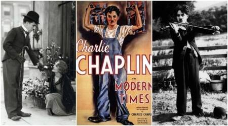 Charlie Chaplin: The 'Little Tramp' with many tricks up hissleeve