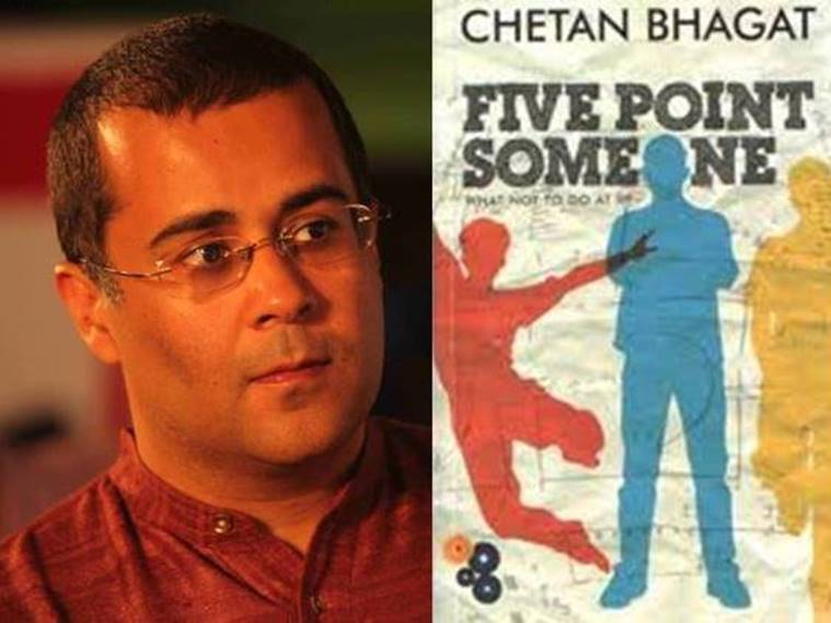 Author accuses Chetan Bhagat of plagiarism