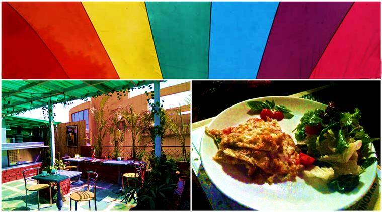 delhi first lgbtq cafe, chez jerome q cafe, chez jerome q near qutub minar, lgbtq community, lgbtq community restaurant, delhi first queer community restaurant, chez jerome q reviews, indian express, indian express news