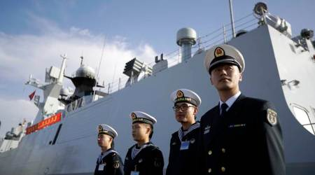 Pentagon report cites China military build-up around the world