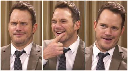 Chris Pratt does Butter Chicken rap, quips 'abey' and 'theek hai' with Kenny Sebastian. Watch funny video