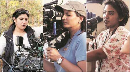 women cinematographers, bollywood, bollywood women cinematographers, film industry, entertainment news, latest news, indian express