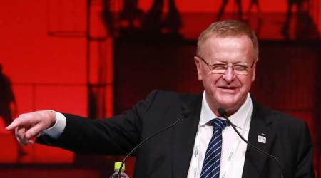 John Coates, Coates, Australian Olympic Committee, AOC, Mike Tancred, Danni Roche, sports stories, Indian Express