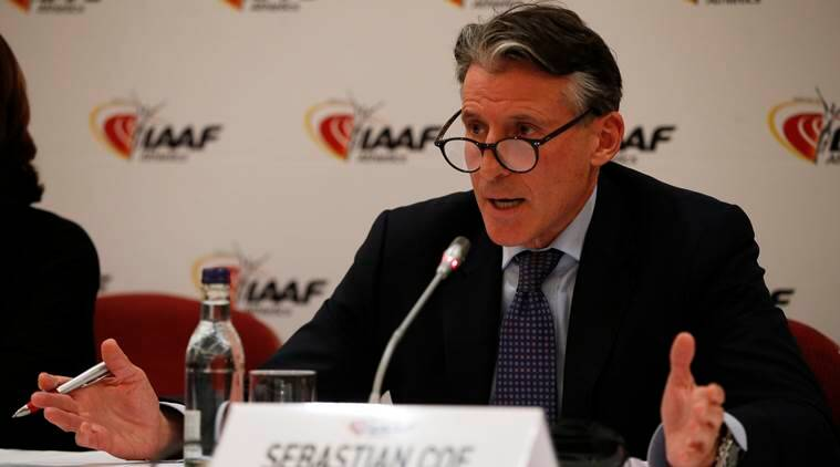sebastian coe, coe, iaaf, iaaf athletics, asian athletics championships, athletics championships, athletics news, sports news, indian express