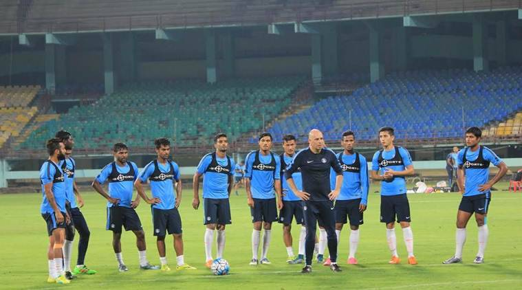 indian football, Stephen Constantine, india football coach, india football manager, Stephen Constantine india, football news, sports news, indian express