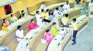 Municipal Corporation meeting: BJP councillors object as XEN loses hiscool
