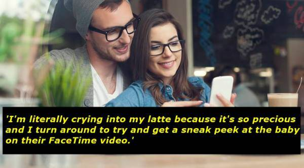 facebook post on couple facetime with lab, facebook post couple talking to dog viral, trending globally, trending in india, indian express, indian express trending