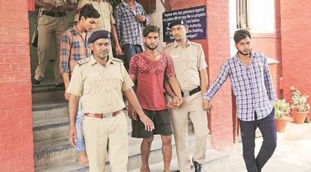 Chandigarh crime news, Chandigarh youth arrested, Crime news, India news, Crime news latest, National news