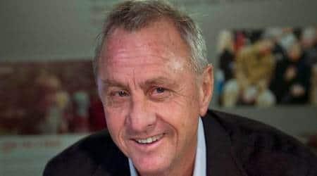 Johan Cruyff, Cruyff, ajax, ajax football, ajax amsterdam, amsterdam ajax, ajax stadium, football news, football, indian express