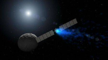 NASA, Ceres, Dawn space craft, technical glitch, Occator Creator, dwarf planet, gyroscope devices, opposition measuresments,zero-gravity, frictionless conditions of space, Science, Science news