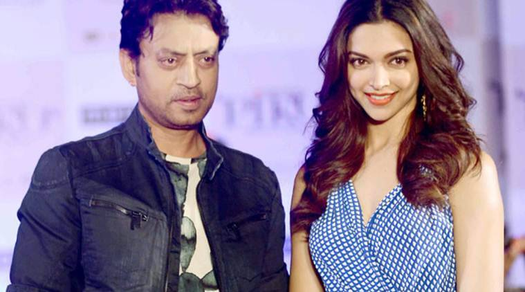 Deepika Padukone, Deepika Padukone news, Deepika Padukone Irrfan Khan,  Irrfan Khan deepika padukone, Deepika Padukone news, Deepika Padukone latest news, Deepika Padukone next film, deepika irrfan, irrfan deepika, deepika movies, Irrfan Khan films, Irrfan Khan latest news, piku, piku news, piku movie, entertainment news, indian express, indian express news