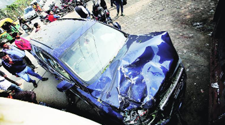 Ghaziabad Hitandrun That Killed Four Doctor Who Owns Audi Moves - Who owns audi