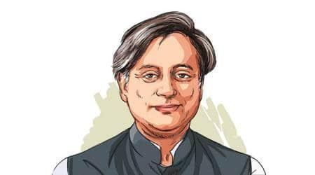 Shashi Tharoor, Congress, Shashi Tharoor-BJP, SM Krishna, Sushma Swaraj, Supreme court, collegium, Indian premier league, rashid khan, Afghanistan, indian express