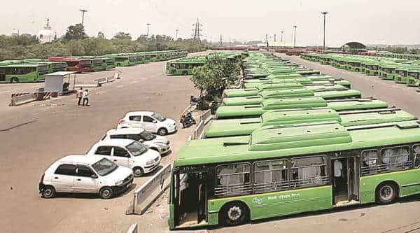 DTC, Delhi Transport Corporation, DTC buses, DTC new service, DTC point to point bus service, DTC services, Delhi buses, Delhi news, latest news, indian express