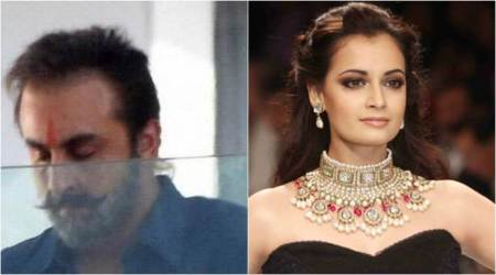 Ranbir Kapoor's look from Sanjay Dutt biopic should not have been leaked, says an upset Dia Mirza